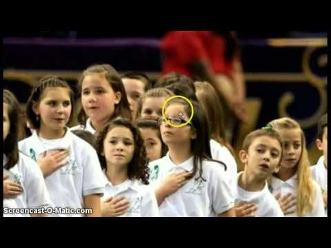 Did Any Of The Children Killed At Sandy Hook Appear At Super Bowl XLVII?