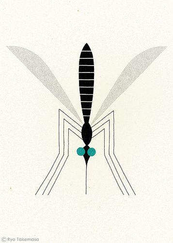 Mosquito by Ryo Takemasa