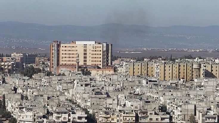 Syrie : deux attaques suicide perpétrées par Fateh al-Cham font au moins 40 morts à Homs