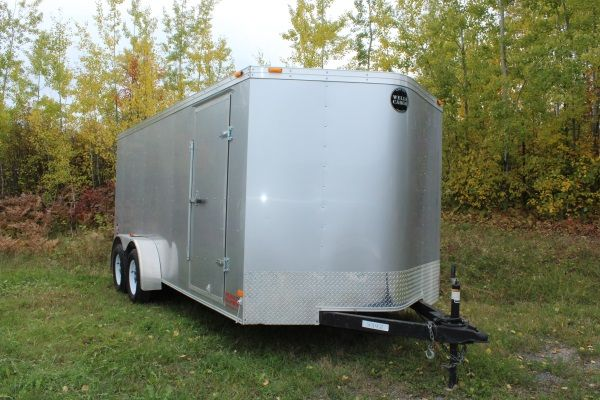 2014 Fast Trac FT7162 by Wells Cargo (Stock Num 8342)