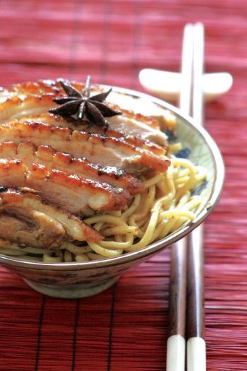 Oriental glazed duck recipe on www.nomu.co.za