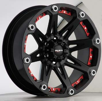 Rims...Nice if the Red was Purple or Green ;)