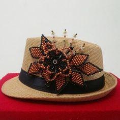 sombreros decorados con tembleques - Buscar con Google