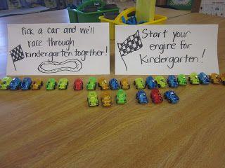 Mrs. Miner's Kindergarten Monkey Business: Open House Gift for Students {freebie}
