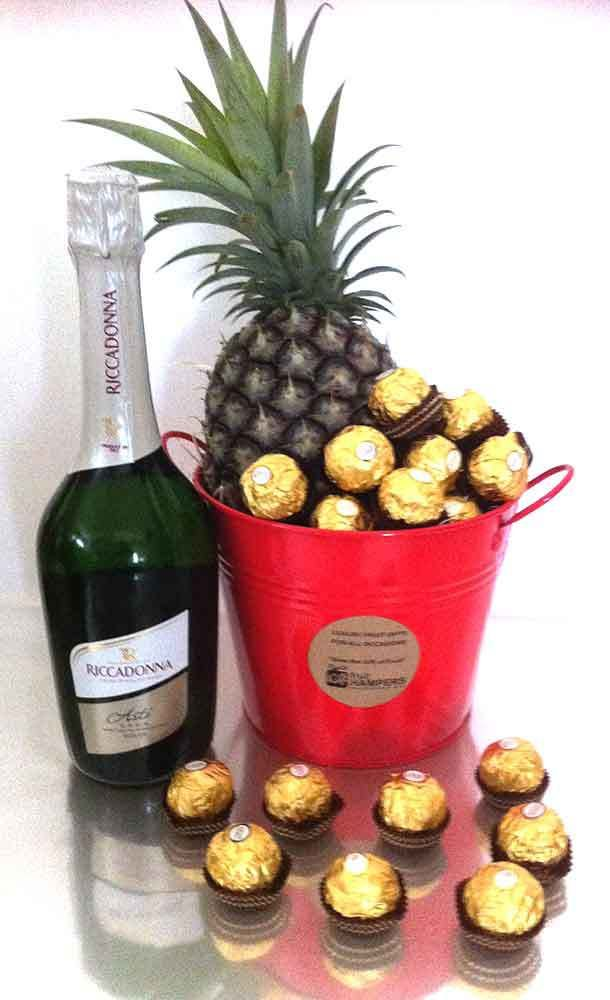 igiftFRUITHAMPERS.com.au - Riccadonna Gift Bucket   Chocolate   Pineapple - Free Delivery, $85.00 (http://igiftfruithampers.com.au/riccadonna-gift-bucket-chocolate-pineapple-free-delivery/)  The all occasions gifts perfect for Christmas, Birthday, Anniversary, Congratulations, Get Well, I Love You, Valentines or just because I'm thinking about you  http://igiftfruithampers.com.au/gift-buckets/  #giftbuckets #gifthampers #giftbasket #gifthamper #corporategifts #christmasgiftideas…