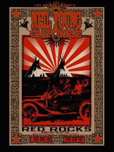1000 Images About Neil Young Tour Poster On Pinterest border=