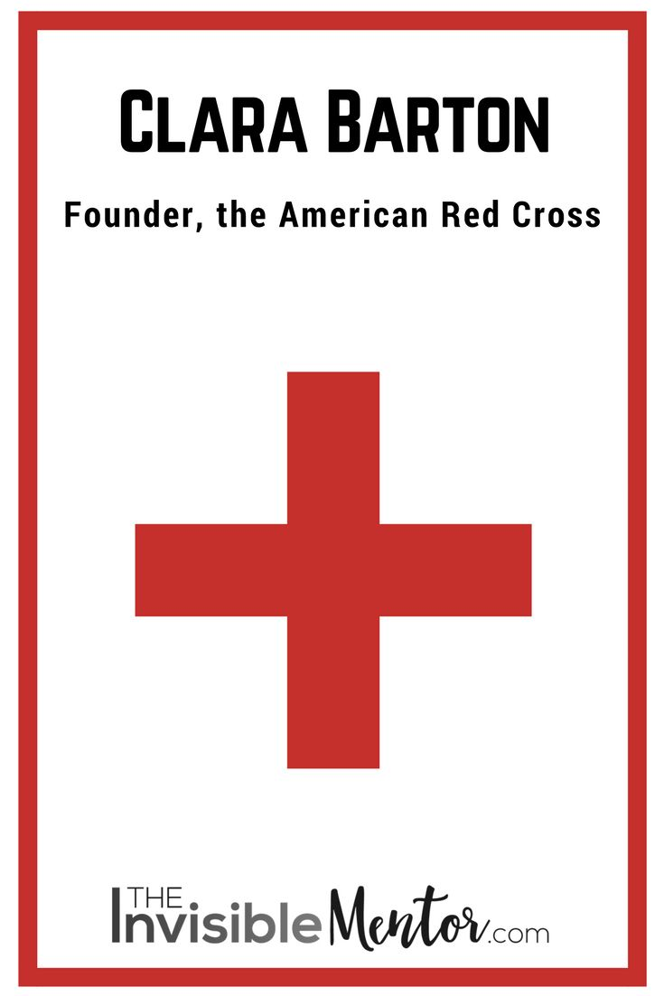 Many people have heard of the Red Cross, but few may know that Clara Barton founded the American Red Cross in 1881. I find that it is worthwhile and interesting to view history through the eyes of others. Read up about Clara Barton because there are many lessons you can learn from her life that you can apply to work today. Click through to Clara Barton, Founder, the American Red Cross.