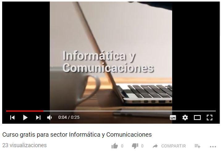 Cursogratis Para Sector Informática Y Comunicaciones Informática Cursillo Visualizacion