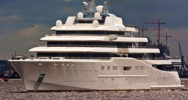 Best Yachts In The World | ... Yacht in the world. Yacht Eclipse – Photo image by ship and yacht