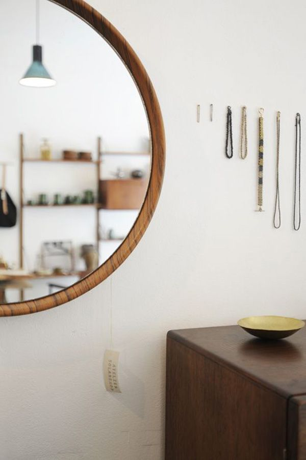 M s de 25 ideas incre bles sobre espejos circulares en for Espejo redondo grande