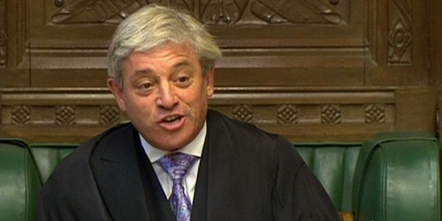 MPs May Have A Serious Drinking Problem But John Bercow Doesn't Want You To Know