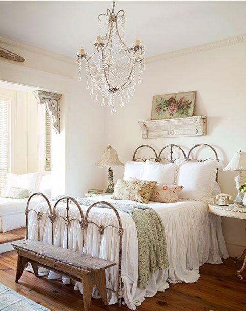 M s de 1000 ideas sobre habitaciones shabby chic en - Decoracion shabby chic dormitorios ...