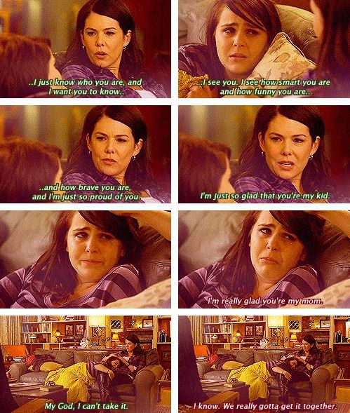 Parenthood, Sarah & Amber! This is such a great episode!! This is a wonderful show!!!!