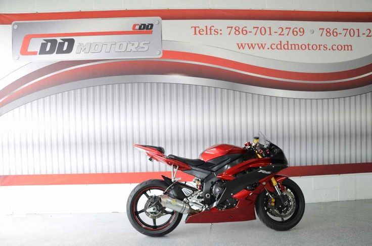 Used 2007 Yamaha YZF R6 Motorcycles For Sale in Florida,FL. The YZF-R6 was born on the track to take you to extremes. We used our racing know-how to create a supersport bike that delivers the performance and feel you need to explore new limits. Outstanding features include MotoGP-derived YCC-T for ultra-precise throttle control and aluminium Deltabox frame for intense cornering performance.