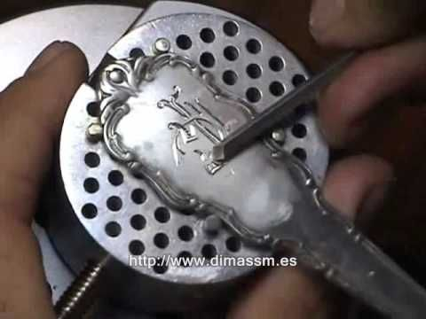How to make cutlery jewelery.
