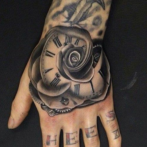 Best Hand Tattoos For Guys