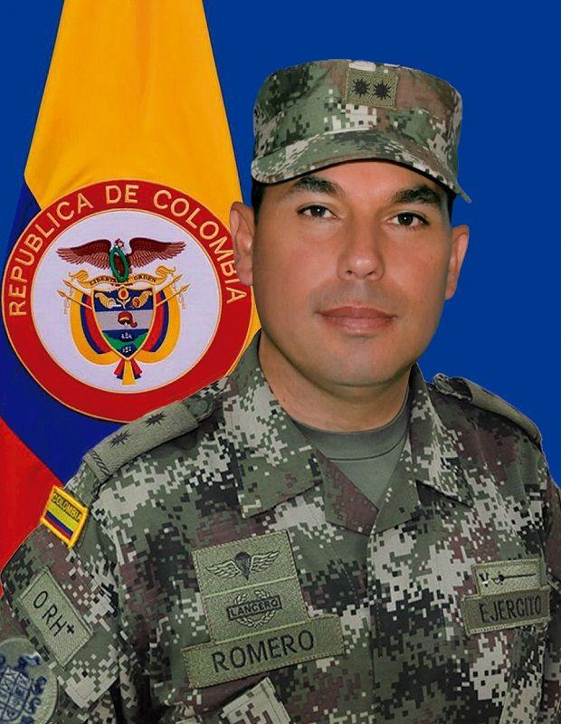 El Brigadier General Jorge Horacio Romero Pinzón, tiene la experiencia para liderar las tropas en los departamentos de Valle del Cauca, Cauca y Nariño.