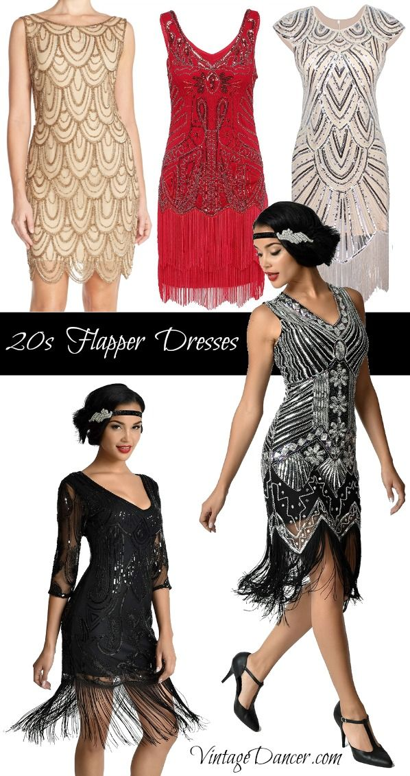 b26315dea87 1920s Flapper Dresses   Quality Flapper Costumes in 2019