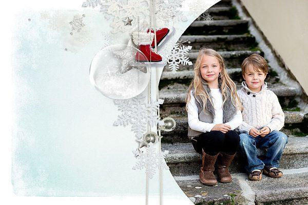 Scrapbookgraphics.com :: Holidays :: Christmas :: Holiday cards 2014 V.