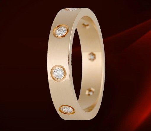 anillo cartier love oro rosa 9                                                                                                                                                                                 Más