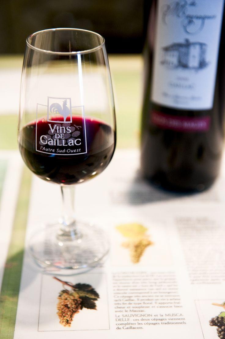 #VinsdeGaillac - le vignoble de Gaillac près de Brin de Cocagne - chambre d'hôtes écologique de charme dans le Tarn près d'Albi - Brin de Cocagne