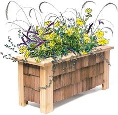 Patio Planter Box Tutorial