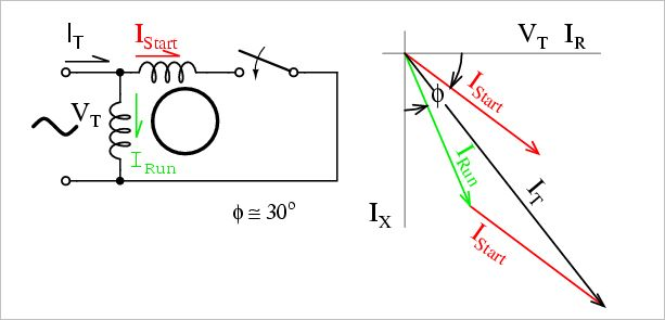 Start Run Capacitor Wiring Diagram