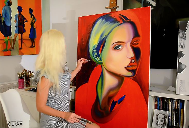 Creating new emotions by Oana Unciuleanu  For more astonishing paintings and art novelties, visit www.oanaunciuleanu.com and subscribe to Oana Unciuleanu Art & Architecture on FB. #abstract #acrylic #art #fantasy #artist #artwork #color #creative #fineart #illustration #myart #onlineart #paint #painting #paintings #wallart #watercolor #artsy #composition #amazing #beautiful #picture #cool #fun #feelingartsy #visualdiary #masterpiece #gallery #inspiration #newartwork #femaleartist