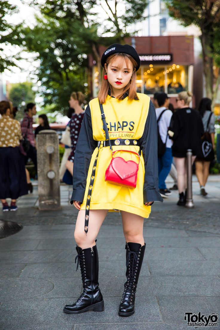 1312 best Japanese Street Fashion images on Pinterest ...
