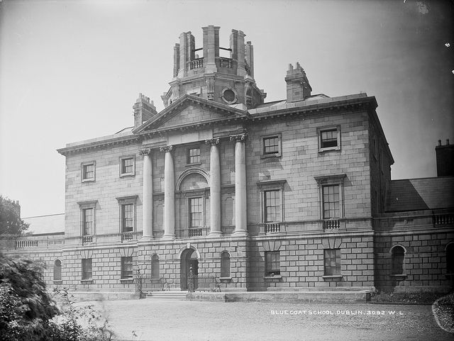 Bluecoats School Dublin ca. 1890