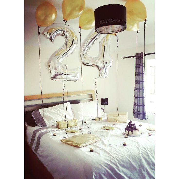 Boyfriends birthday surprise!                                                                                                                                                                                 More