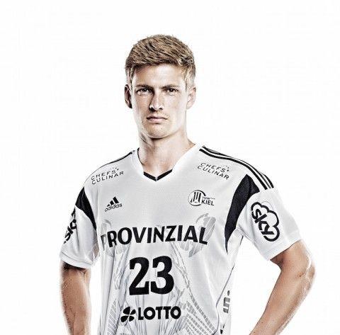 Rune Dahmke verlängert beim THW Kiel bis 2020