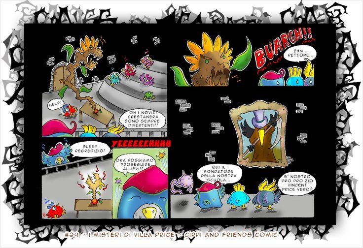 Cippi and Friends: I Misteri di Villa Price – capitolo 1 – Pagina 29
