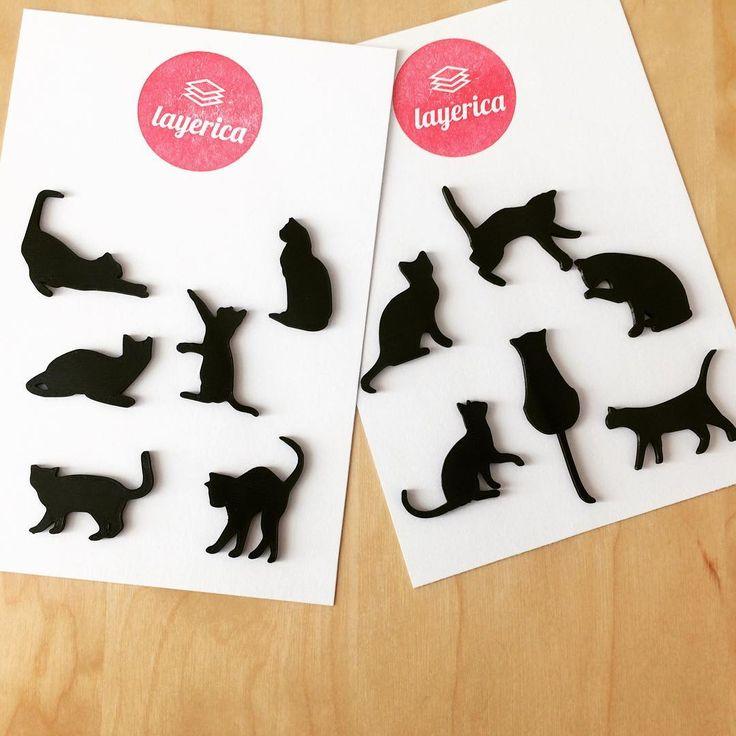 Magnetky pre milovníkov mačiek 😻❤️ Magnets for cat lovers ❤️ #dnestvorim #dnesinspirujem #magnet #3d #3dprint #3dmagnet #macka #macky #magnetky #milujemmacky #macicky #cat #cats #carstagram #ilovecats #catsofinstagram #catlover #catlovets #gato #gatostagram #vyrobeneslaskou #madeinslovakia #vyrobenenaslovensku #springcoming #layerica