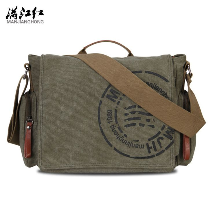 ==> [Free Shipping] Buy Best MANJIANGHONG Messenger Bags Shoulder Bag Men Handbag Online with LOWEST Price | 32698827940