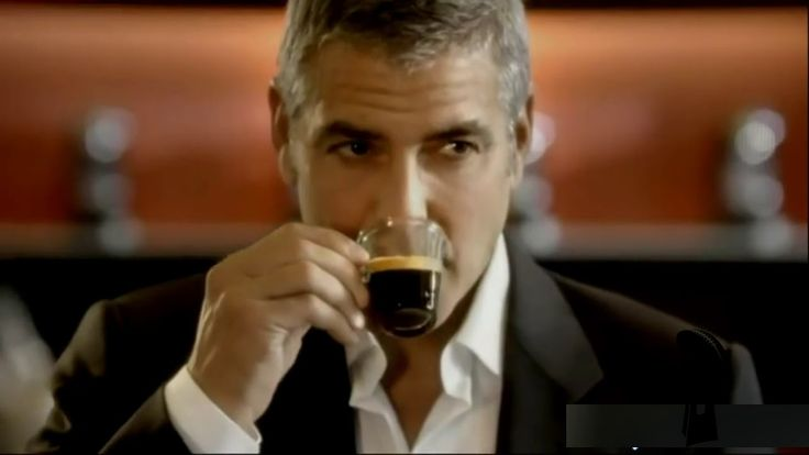 George Clooney All Adventures Nespresso Commercial Compilations