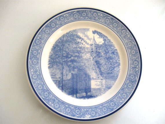 Vintage Shenango China Blue & White South by ErmaJewelsVintage