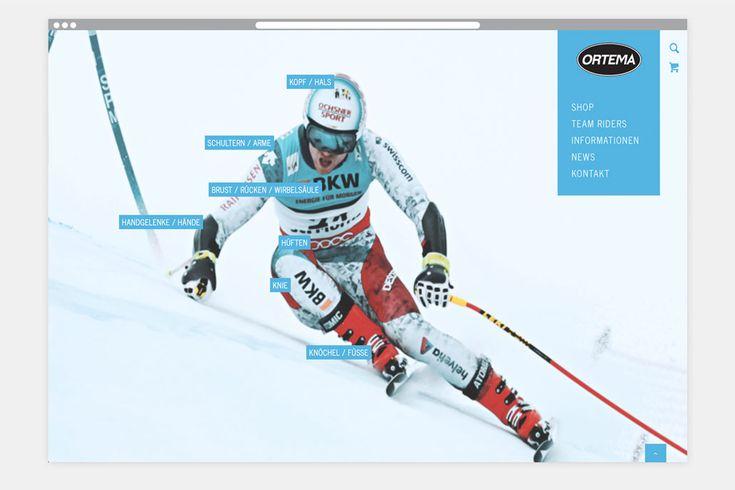 Für ORTEMA Schweiz gestaltet und programmiert Süsskind SGD eine moderne und zeitlose Website. Ortema verfügt über eine breite Palette von Spezialbandagen, Protektoren und Schutzausrüstungen, die effektiven Schutz von Kopf bis Fuss bietet – vom Hobbysportler bis zum Profi!