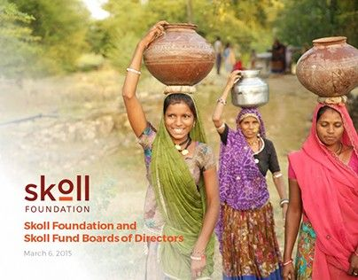 """Check out new work on my @Behance portfolio: """"Skoll Powerpoint"""" http://be.net/gallery/33006029/Skoll-Powerpoint"""