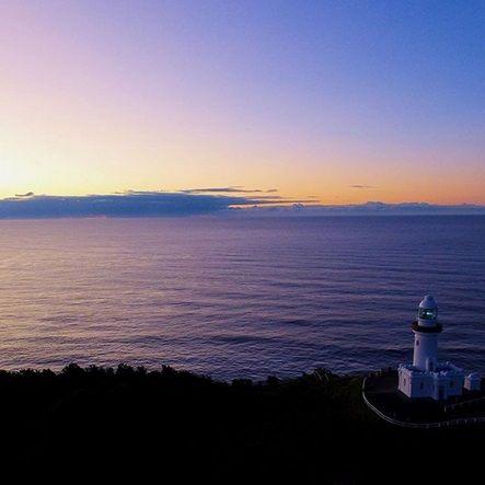 Byron Bay Lighthouse at Sunrise - stunning!