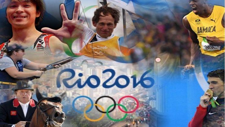 Οι κορυφαίοι του Ρίο - Ήρωες του Ρίο - SPORT 24