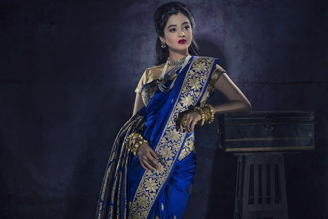 How to accessorize the Saree look?: How to accessorize the Saree look?