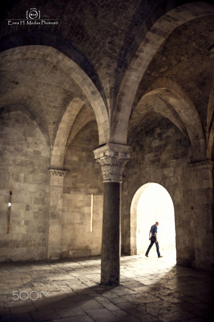 Like a Flower - Swabian Norman castle in Bari Follow me also…