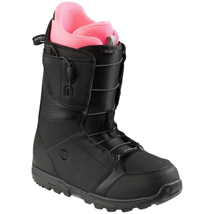Burton - Moto Snowboard Boots - Asian Fit 2016