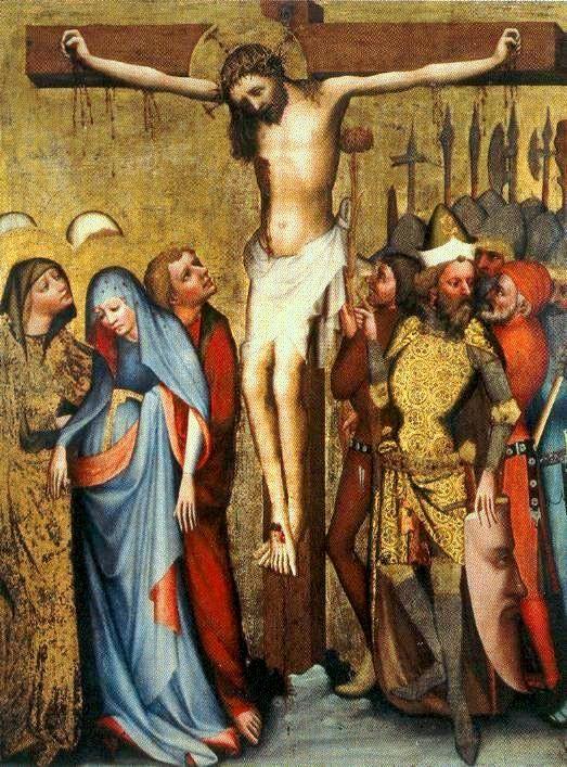 Ukřižování ze Svaté Barbory (1375–1380)