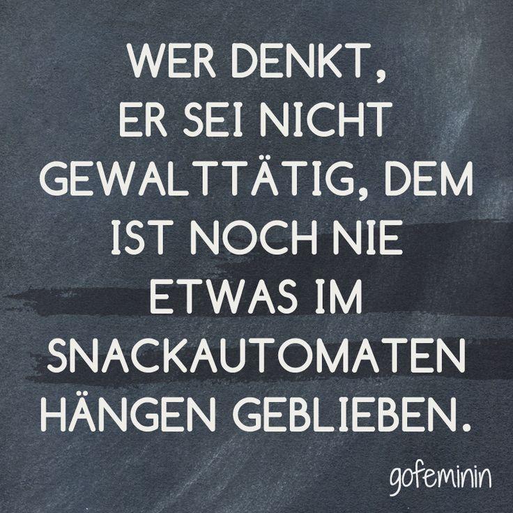 Noch mehr Sprüche für jede Lebenslagen findet ihr hier: http://www.gofeminin.de/living/album920026/spruch-des-tages-witzige-weisheiten-fur-jeden-tag-0.html