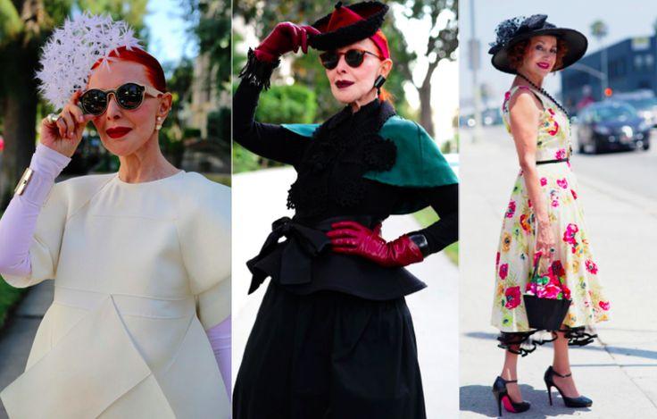 16 personnes âgées branchées qui prouvent que la mode n'a pas d'âge