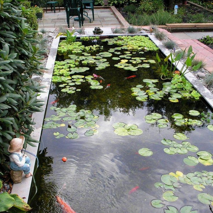 50 Easy Koi Pond Designs You Can Create Yourself To ...
