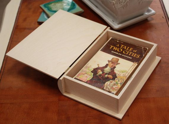Hey, I found this really awesome Etsy listing at https://www.etsy.com/listing/253583968/8-34-small-wooden-book-boxchildrens-book
