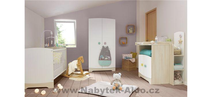 Dětský pokoj pro miminko Am Stram Gram P0T